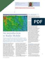 Introduction to Radio Mobile RadCom Oct06