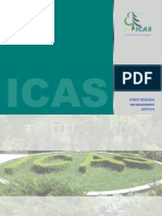 Brosura Prezentare ICAS Eng