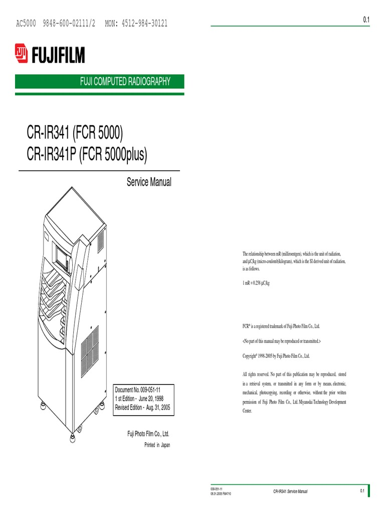 Fuji Fcr 500 Service Manual Laser Electrical Engineering Circuit Diagram Of Mpl Diode Driver