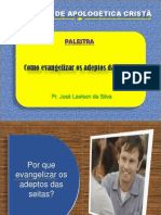 EVANGELIZAÇÃO DE ADEPTOS DE SEITAS slides.pptx