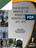 e6 Plan Gestion Ambiental Chacao Johan Prieto Ipca