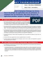 Extranet Fournisseurs E-procurement