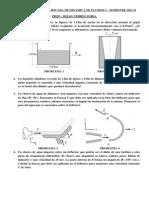 Practica Calificada de Dinámica de Fluidos i - 2011 - II