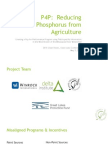 Clean Rivers, Clean Lake 2014 -- Reducing Phosphorus From Agriculture 5-1