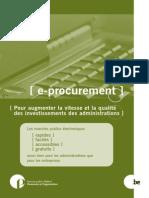 Folder E-procurement Fr