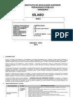 Silabo Practica Final