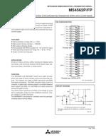 datasheet M5456.pdf