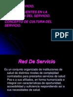 Diapositivas de Red de Serviciosss