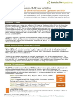 National PID FactSheet - Energy Conservation