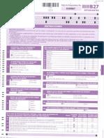 TEST Pruebas SABER- OCT 2012- Hoja 1 (Intereses y Convivencia c