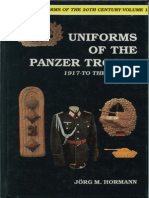 Schiffer - Uniforms of the Panzer Troops 1917 to the Present Volume 1