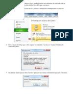 Si Deseas Proteger Tus Archivos de Trabajo en Excel o Word