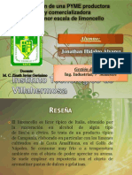 Proyecto Limoncello