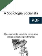 Slides a Sociologia Socialista