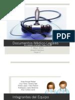 Derecho-Documentación Médico Legal