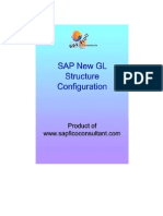 SAP New GL Configuration