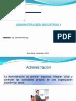 Administracion Industrial 1