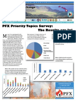 PFX Quarterly Newsletter - Volume 3, Issue 1