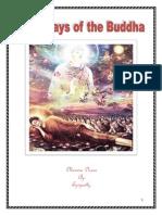 Last Days Of The Buddha