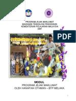 Modul Jejak Maklumat Melaka