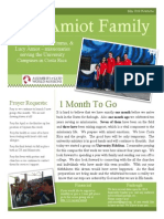 May 2014 Amiot Newsletter