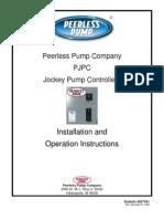 4857341 PJPC Jockey Pump Controller