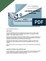 2013 - Redes - Actividades Modulo 3