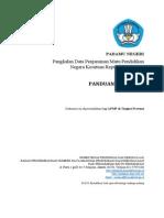 Panduan PADAMU - Untuk LPMP Provinsi