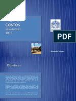 1-Presentación de Costos