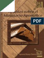 Apuntes Sobre El Ministerio Apostolico