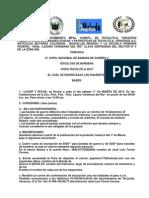 Concurso de Bandas de Guerra Tecolutla Veracruz 2014