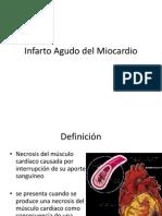 Infarto Agudo Del Miocardio Urgencias