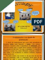 Aula - Pontuacao
