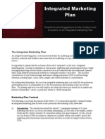 Integrated Marketing Plan for Independent Filmmakers