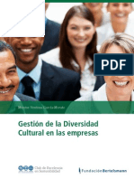 Gestion de La Diversidad Cultural