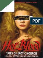 Hot Blood, Ed. Jeff Gelb & Michael Garrett