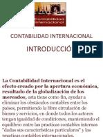 Contabilidad Internacional Introduccion