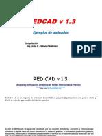REDCAD v 1_ejemplos