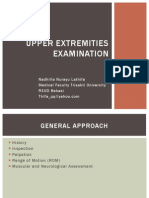 Upper Extremities Examination