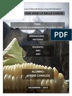 La Revolucion Gastronomica Peru