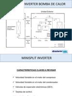 Instalacion Minisplit Inverter