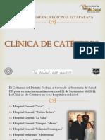 Clinica de Cateteres