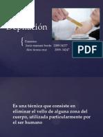 depilacion diapositivas
