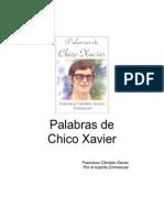 Palabras de Chico Xavier