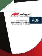 Tecnicos Especializados Mirage 2012