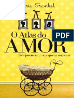 O Atlas Do Amor - Laurie Frankel