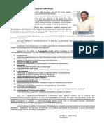 Budget Message 2014