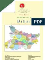 Bihar Nursing HRH Report