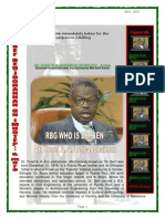 WHO is DR BEN Dr Yosef Ben Jochannan on Imhotep and More