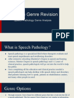 mwa 3 genre revision powerpoint